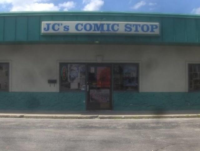 JC's Comic Stop