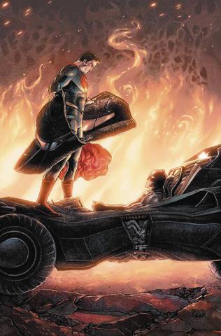 Green Arrow #50 (Variant Cover)