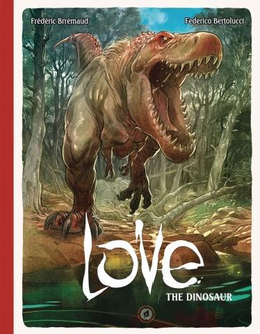 Love Vol. 4: The Dinosaur
