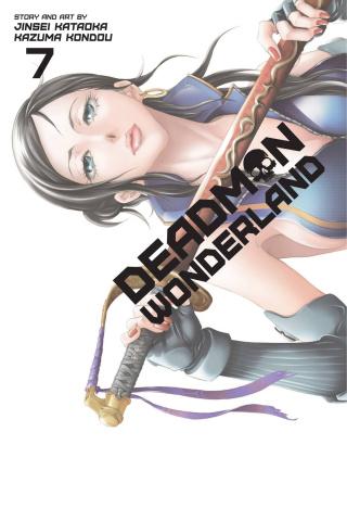 Deadman: Wonderland Vol. 7