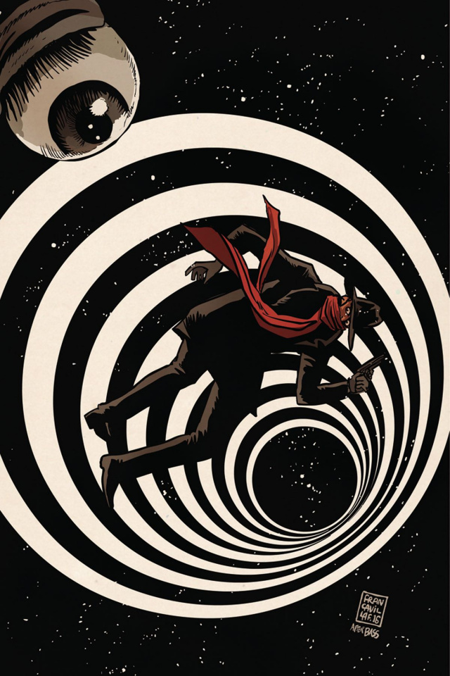 The Twilight Zone: The Shadow #4 (10 Copy Virgin Cover)