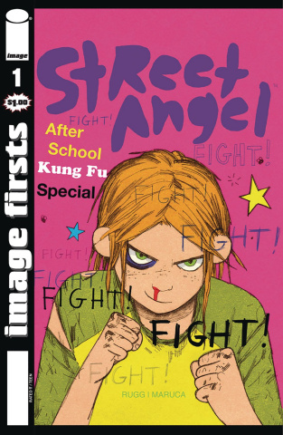 Street Angel #1 (Image Firsts)