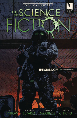 Tales of Science Fiction: The Standoff #3