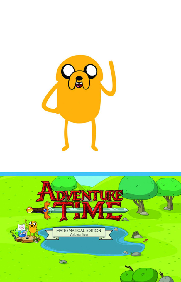 Adventure Time: Mathematical Edition Vol. 2