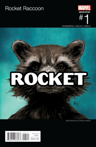 Rocket Raccoon #1 (Deodato Hip Hop Cover)