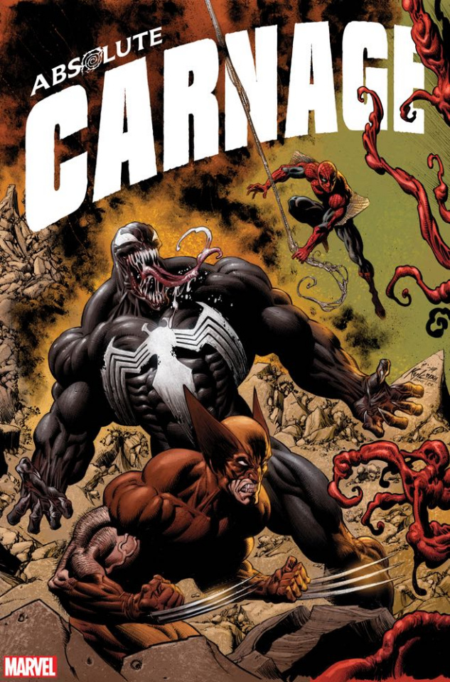 Absolute Carnage #3 (Hotz Connecting Cover)