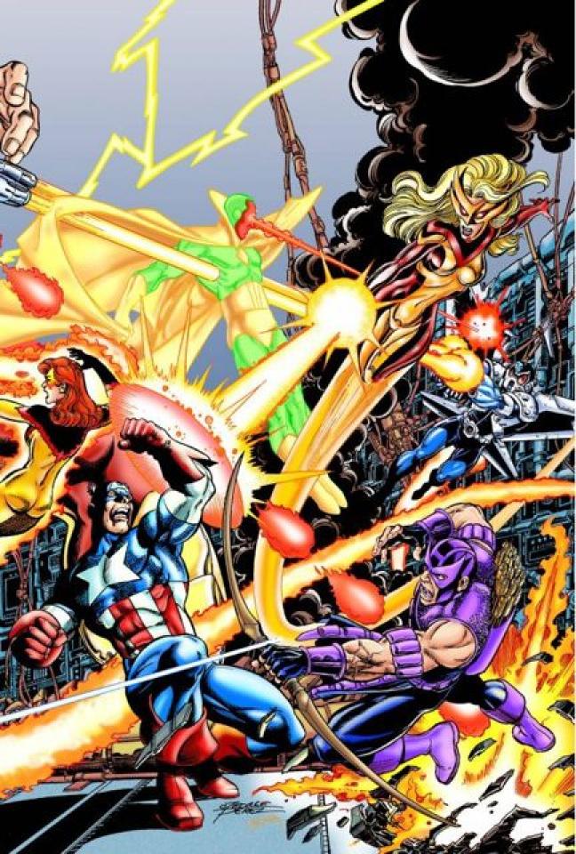 Avengers Assemble Vol. 2