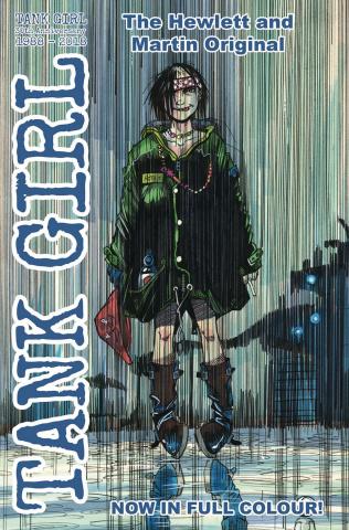 Tank Girl: Full Color Classics #3 (1990-91 Hewlett Cover)