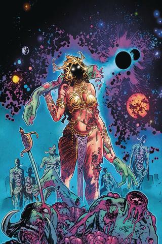 Dejah Thoris #4 (Gedeon Virgin Cover)