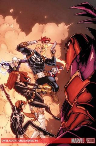 Onslaught: Unleashed #4