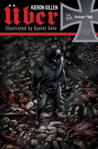 Über #26 (War Crimes Cover)