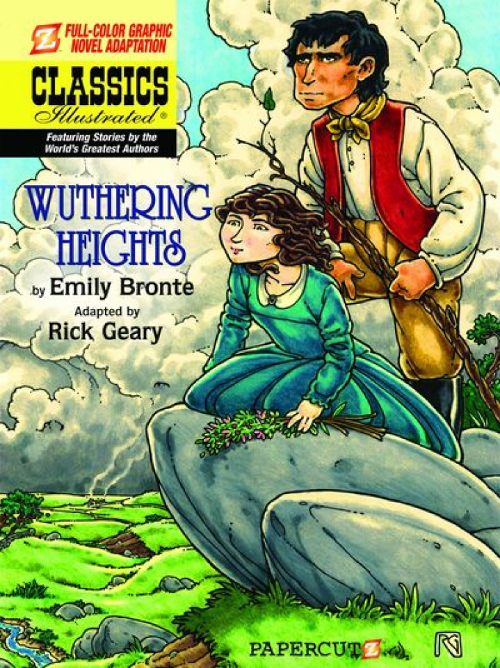 Classics Illustrated Vol. 14: Wuthering Heights