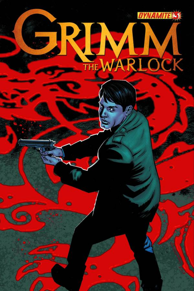Grimm: The Warlock #3