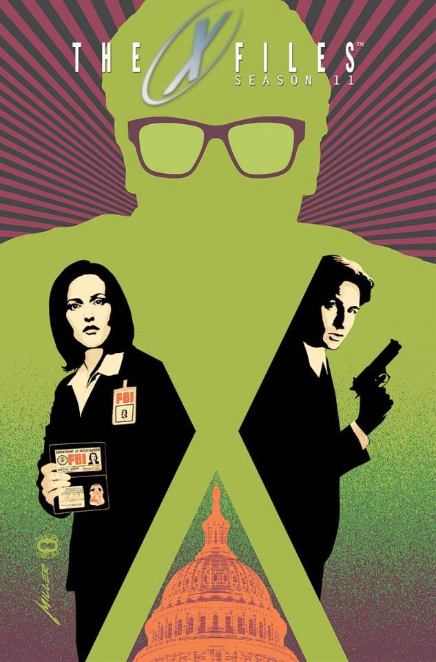 The X-Files, Season 11 Vol. 1