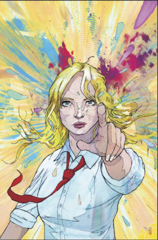 Morning Glories #27 (Ward Cover)