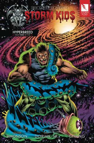 Storm Kids: Hyperbreed #3