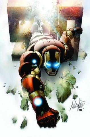 Invincible Iron Man #500 (2nd Printing)