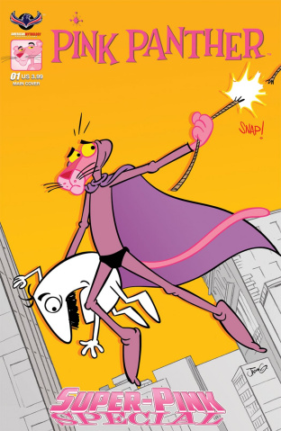 The Pink Panther: Super-Pink Special