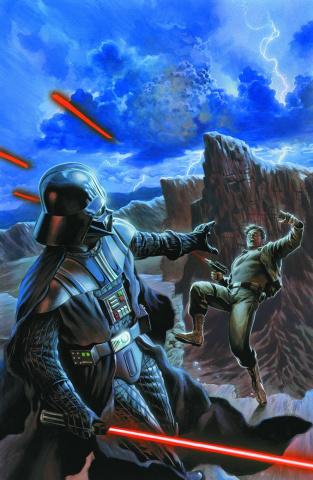 Star Wars: Darth Vader & The Cry of Shadows #3
