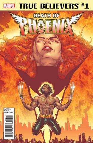 Death of Phoenix #1 (True Believers)