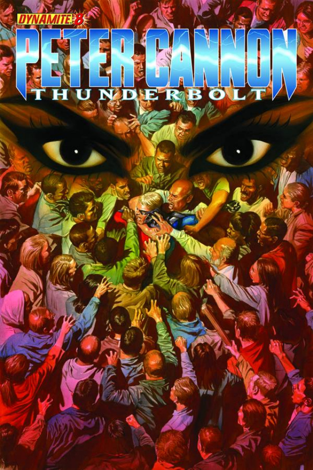 Peter Cannon: Thunderbolt #8 (Ross Cover)