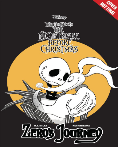 The Nightmare Before Christmas: Zero's Journey Vol. 1