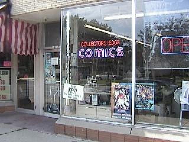 Collector's Edge Comics North