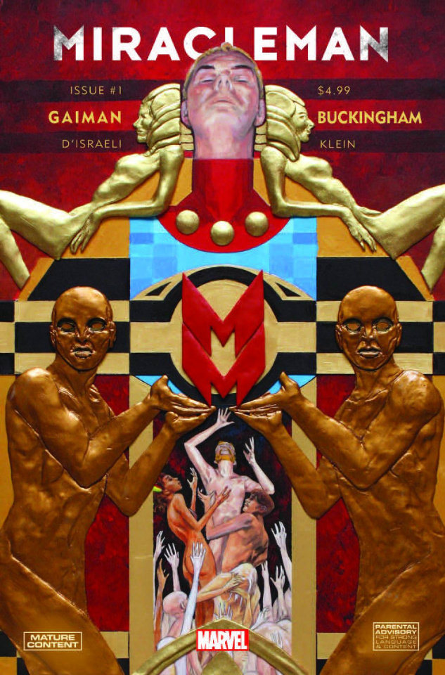 Miracleman by Gaiman and Buckingham #1