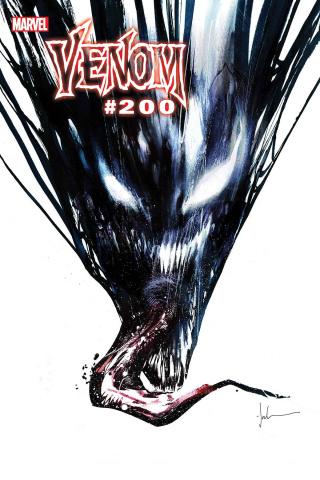 Venom #35 (Jock Var 200th Issue Cover)