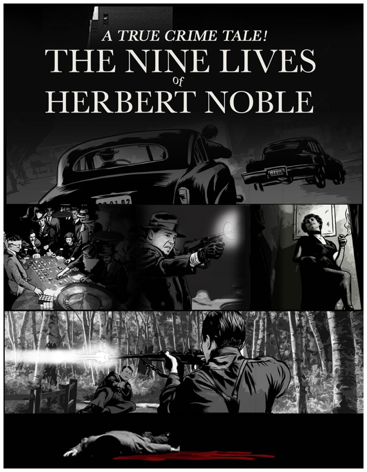 The Nine Lives of Herbert Noble