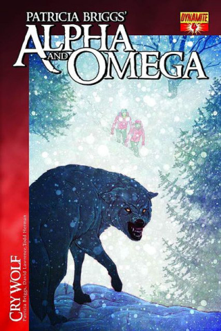 Patricia Briggs' Alpha & Omega: Cry Wolf #4