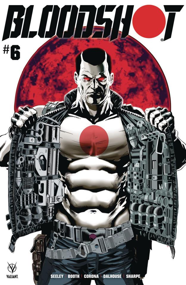 Bloodshot #6 (Sepulveda Cover)