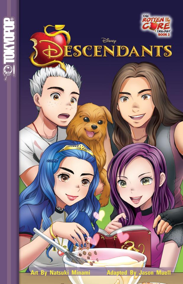 Descendants: Rotten to the Core Vol. 2