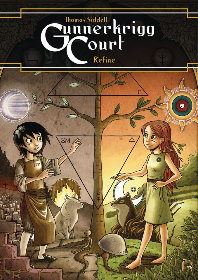 Gunnerkrigg Court Vol. 5