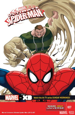 Marvel Universe: Ultimate Spider-Man #27