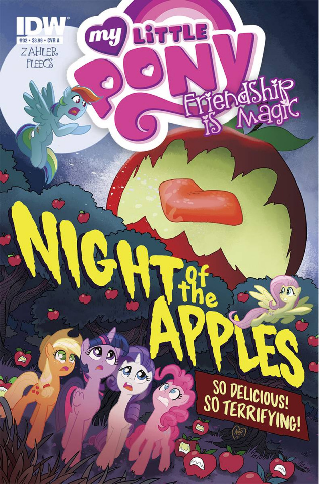 My Little Pony: Friendship Is Magic #32