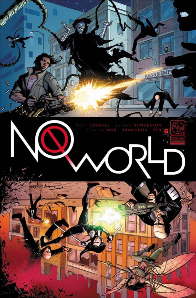 No World #6 (Tran Cover)