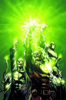 Green Lantern Corps Annual #2
