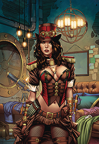 Grimm Fairy Tales Presents 2018 Cosplay Special #1 (McCoy Cover)