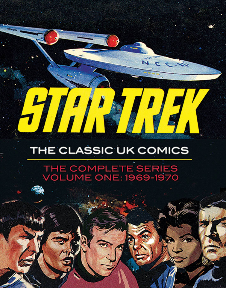 Star Trek: The Classic UK Comics Vol. 1