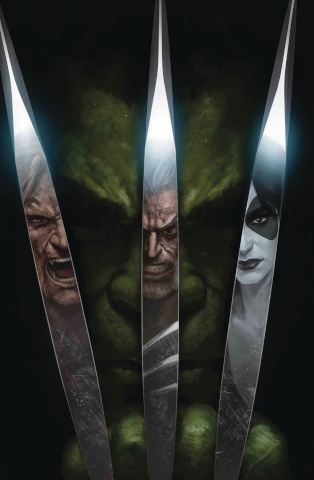 Weapon X #7