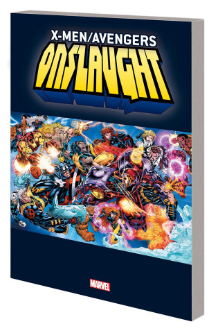 X-Men / Avengers: Onslaught Vol. 1