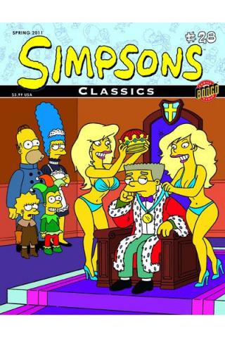 Simpsons Classics #28