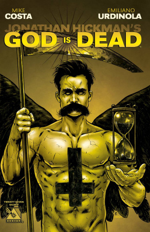 God Is Dead #27 (Gilded Cover)