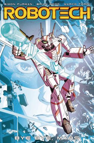 Robotech Vol. 2: Bye Bye Mars