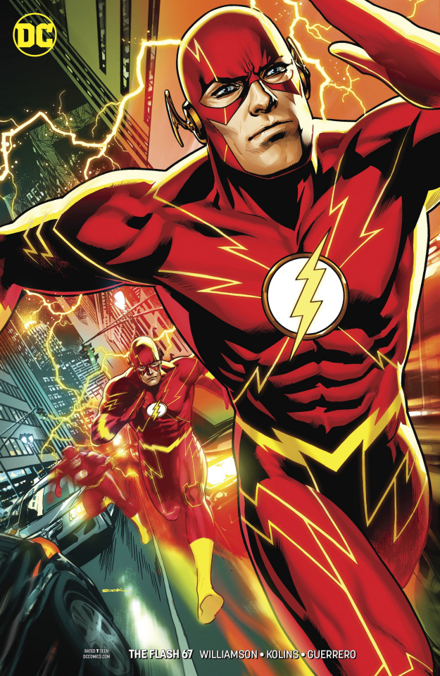 The Flash #67 (Variant Cover)