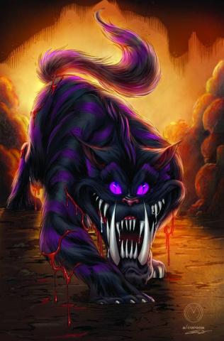 Grimm Fairy Tales: Wonderland #10 (Mychaels Cover)