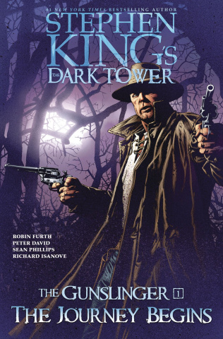 The Dark Tower: The Gunslinger Vol. 6: The Journey Begins