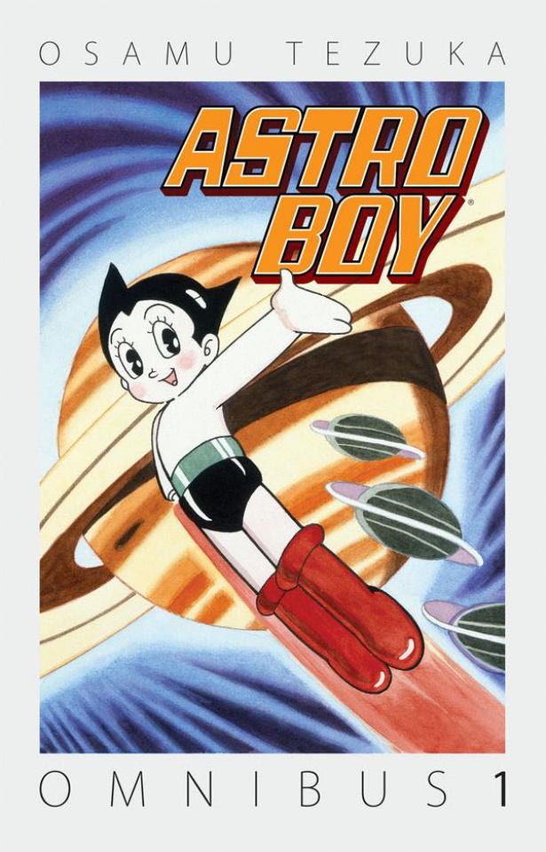 Astro Boy Vol. 1 (Omnibus)