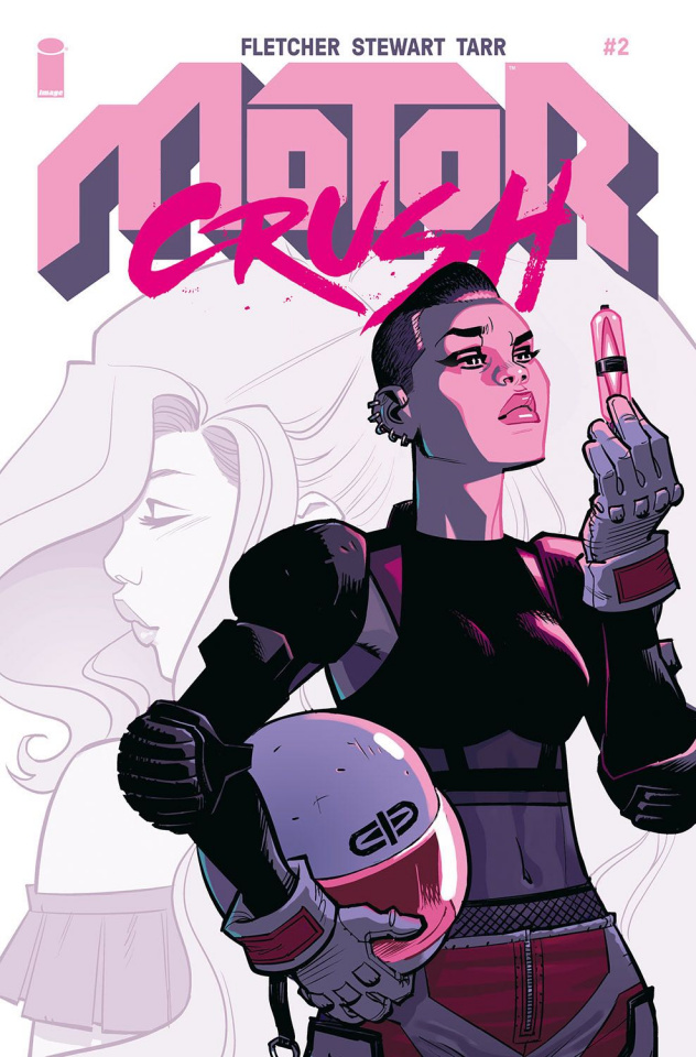 Motor Crush #2 (Stewart Cover)